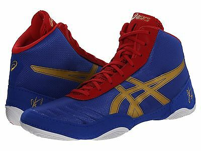 New Asics Jb Elite V2.0 Wrestling Shoes 12 / 46 - Kickboxing/Martial Arts/Mma