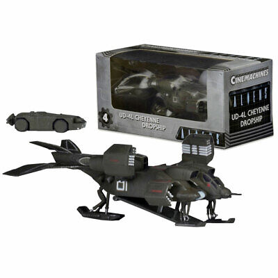 Neca Cinemachines #4  Ud-4L Cheyenne Dropship  From Aliens  Bnib Extremely Rare