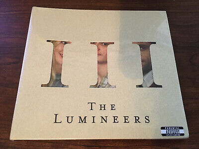 """***BRAND NEW - FACTORY SEALED CD*** """"III"""" by The Lumineers"""