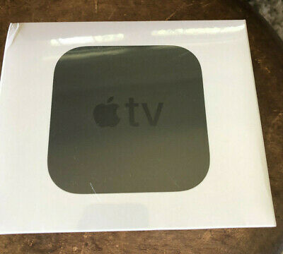 ebayApple TV (5th Generation) 4K HD Media Streamer (MP7P2LL/A) - Black