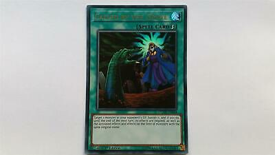 """Yugioh """"Called By The Grave"""" DUDE-EN044! Ultra Raro ! Near Mint! 1. Edition"""