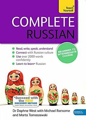 Complete Russian : Beginner to Intermediate Course by Daphne West