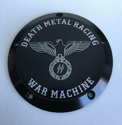5 Hole War Machine Derby Cover