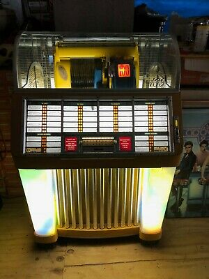 1952 SEEBURG JUKEBOX * Model M 100 C * Records Included