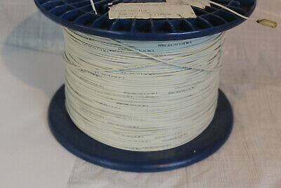 16 AWG Shielded Aircraft Electrical Cable 2 Conductor 25 ft M27500-16TG2T14