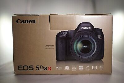 Canon EOS 5ds R / 5dsr 50.6 MP Digital SLR Camera - Body Only