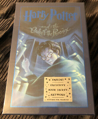 NEW Harry Potter And The Order Of The Phoenix SPECIAL EDITION w/ Slip Cover