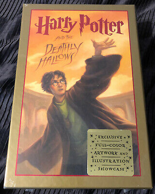 NEW Harry Potter: Harry Potter and the Deathly Hallows SPECIAL EDITION