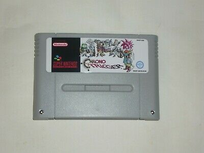 CHRONO TRIGGER SUPER NINTENDO SNES RPG Traduction Française Français PAL VF FRA