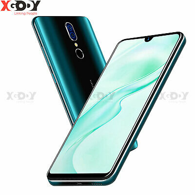 "6.3"" Android 9.0 Smartphone 16GB Unlocked Cell Phone Dual SIM Quad Core WIFI GPS"