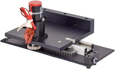 """Precision 2"""" Travel 1-Axis Motorized Linear Stage ASSY w/Maxon 2022.814 DC Motor"""