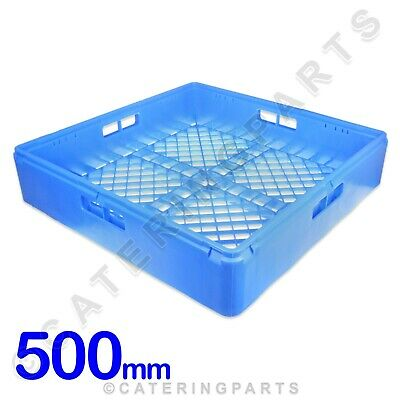 GENUINE ELECTROLUX GLASS RACK SQUARE OPEN CUP BASKET 500mm x 105mm GLASSWASHER