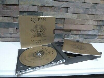 Queen : Greatest Hits 1 / 2  Cd Album -  Fast/Free Posting.