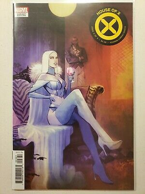 House Of X #3 Mike Huddleston Emma Frost Variant Cover Hickman Larraz NM