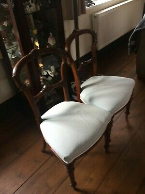 Antique Arts and Crafts Chairs