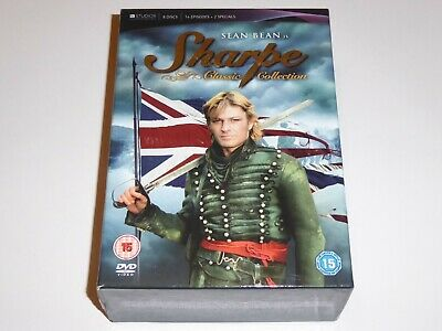 Sharpe - The Classic Collectio Complete Series - 14 Episodes + Specials DVD SET
