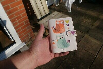 Filofax by Paperchase Owl Design