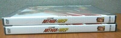 (Lot of 2) Ant-Man and the Wasp (Marvel Studios DVD) NEW Free Shipping