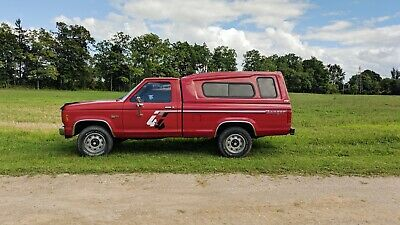 MINT 1983 Ford Ranger 4x4 - All upgrades, low KMS, 2 owners, all paperwork MINT 1983 Ford Ranger 4x4 - All upgrades, low KMS, 2 owners, all paperwork
