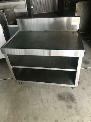 "KR18-S36 Krowne 36"" Storage Cabinet with Drainboard Top"