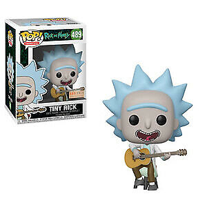 Funko Pop! TV: Rick and Morty - Tiny Rick - BoxLunch Exclusive Vinyl Figure