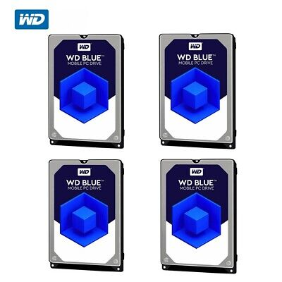 "WD Blue 1TB 2TB 500GB Laptop Hard Disk Drive Western Digital 2.5"" SATA PS4 HDD"