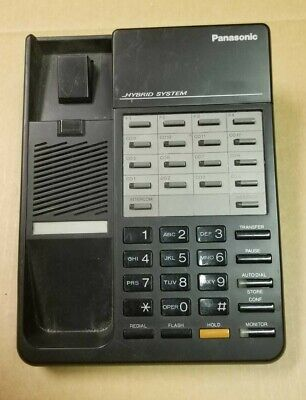 Panasonic KX-T7050 Digital Super Hybrid Phone (Work for D1232 phone system)
