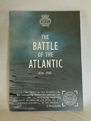 BATTLE Of The ATLANTIC Silver Proof Coins 5/6 Part Set
