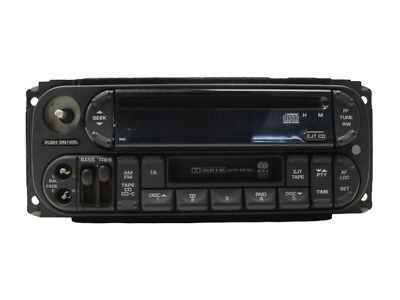 Radio Cd Chrysler PT Cruiser P56038585AO Jeep