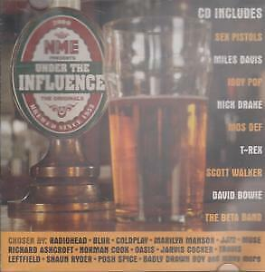 NME PRESENTS UNDER THE INFLUENCE Various CD 14 Track Compilation Featuring Sex