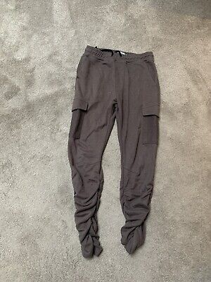 Civilized Orange Camo Bear Joggers