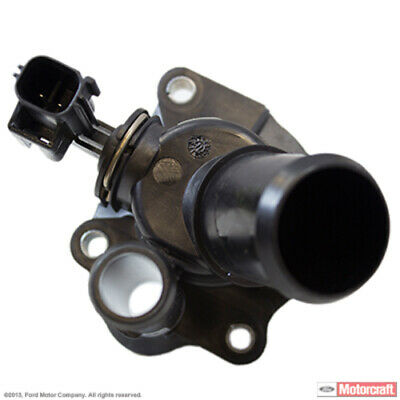 NEW B63015172B Engine Coolant Thermostat Housing Water Outlet 86-89 Mazda 323