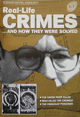 Real-Life Crimes Issue 67 - Gary Ridgway the green river killer, Michael Barber