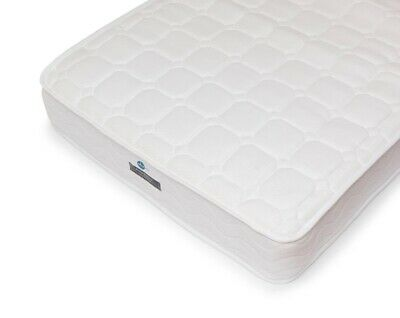 New Cot Mattress Bedding Baby Pocket Spring Foam Comfort layer