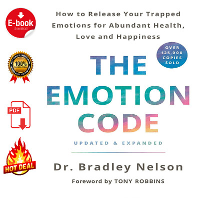 The Emotion Code 2019 by Dr. Bradley Nelson✅20 Sec Delivery ✅ PDF Book ✅