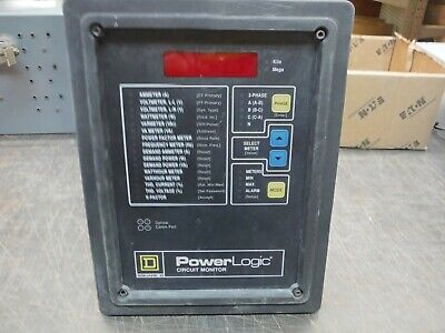 Square-D PowerLogic Circuit Monitor 3090/VPN-277-C1