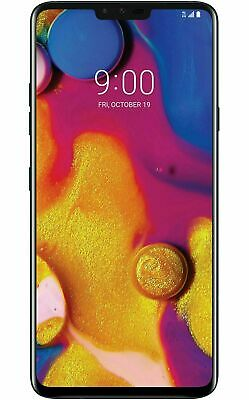 LG V40 ThinQ V405 6.4in T-Mobile 64GB Android Smartphone - Aurora Black