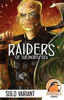 Raiders of the North Sea: Solo Variant (English edition) (2018) NEW & SEALED