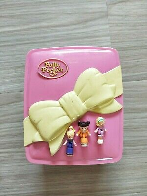 Vintage Polly Pocket 1994 Star Bright Dinner Party - 100% complete