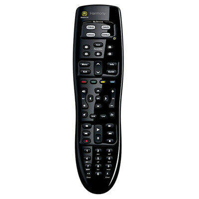 Logitech Harmony 350 Universal Remote Control (Free postage)