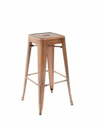 Robust Bar Stools for Bars, Cafes and Restaurants Rustic/Industrial/Vintage Look