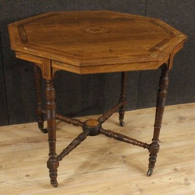 Coffee Table Furniture Wooden Table English Antique Style 900 Mahogany