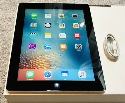 Apple iPad 2 9.7in 16GB Wi-Fi+Cellular Unlocked, Excellent Condition, Keyboard