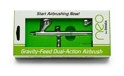Neo for Iwata CN Gravity Feed Airbrush - 5 year warranty - Great Workhorse!