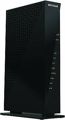 NETGEAR C6300-100NAR DualBand AC1750 Router DOCSIS 3.0 Cable Modem - Refurbished