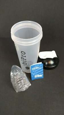 BiPro Blender Shaker Bottle with BlenderBall Healthy Living