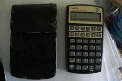 An Easy Course in Using the HP 17BII By Chris Coffin for HP 17B 17BII Calculator