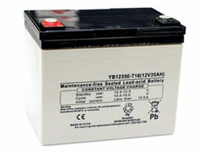 Replacement Battery For Simplex 4208A, Str112053 12V