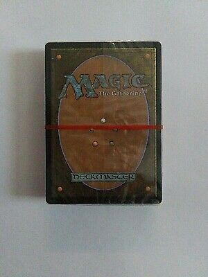 NEW SEALED Magic: The Gathering Deckmaster Factory Deck Cards