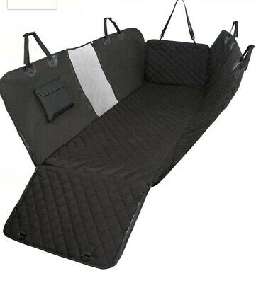 Heavy Duty Quilted Pet Hammock Seat Cover  For AUDI A4 2006-2008